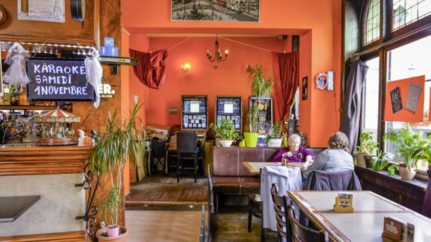 Restaurant la ville de brugge bruxelles menu avis for Restaurant la piscine sarrebourg