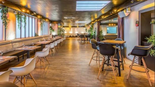 Windsor Bar Brasserie Vue de l'intérieur
