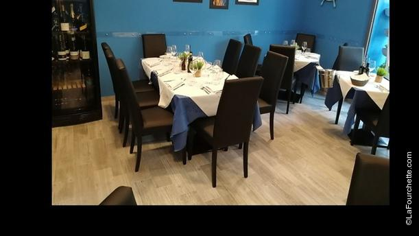 L´Antica Nassa Restaurant Sala