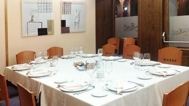 Restaurante José Vista sala
