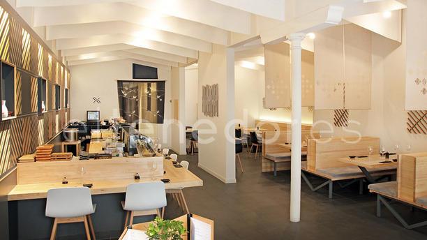 Tokyo Sushi Gracia vista interior