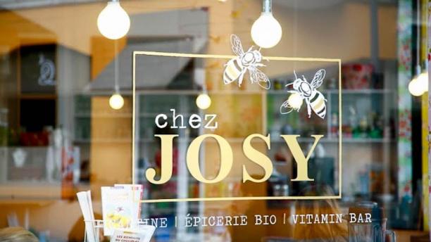 Chez Josy Détail entrée