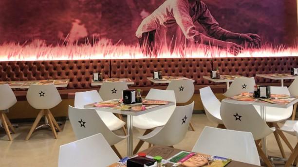 Nacionsushi - Valencia Sala del restaurante