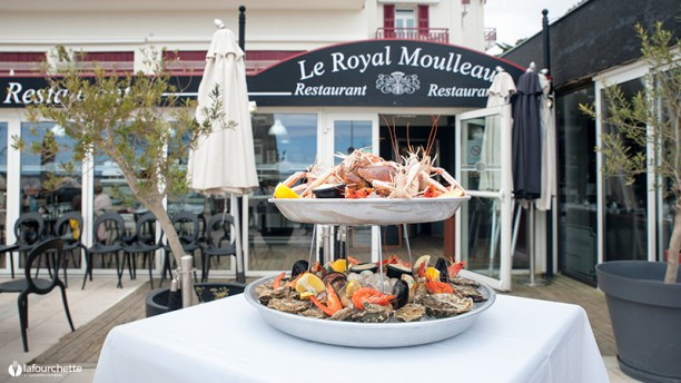 Royal Moulleau fruits de mer
