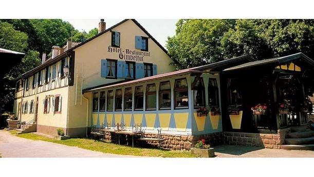 Hotel Restaurant Gimbelhof Restaurant