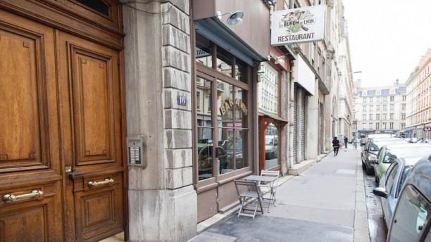 Le Buron de Lyon Vue de l'exterieur