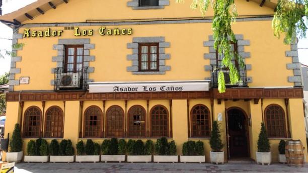 Asador Los Caños el restaurante