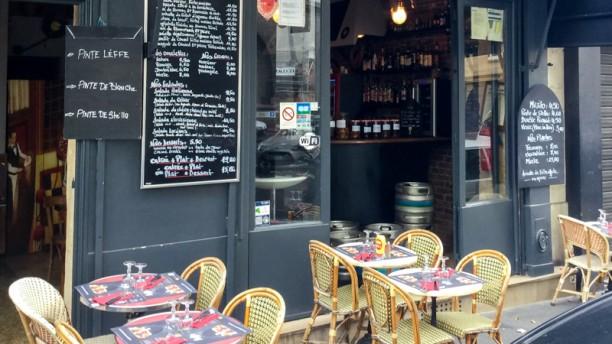 Café Landon terrasse