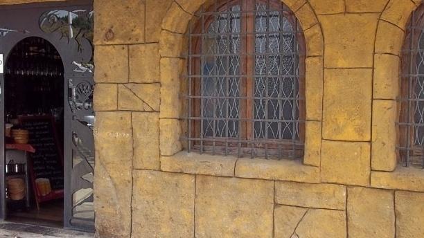Cordero Vista de la fachada