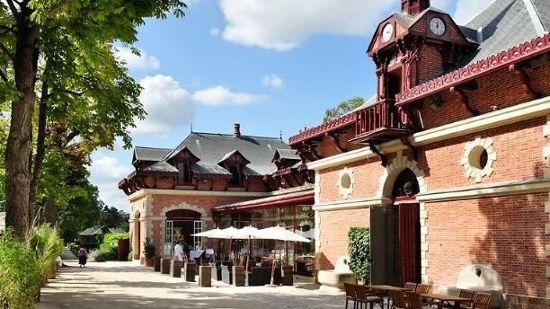 Restaurant les jardins de bagatelle paris 16 me bois de boulogne menu avis prix et - Jardin de bagatelle restaurant ...