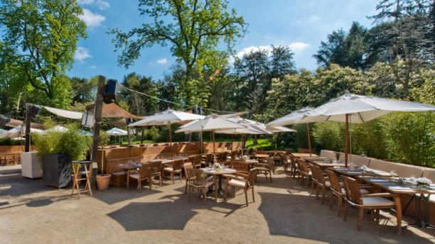Les jardins de bagatelle restaurant route de s vres - Restaurant jardin d acclimatation neuilly ...