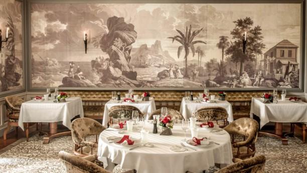 Restaurant Joël Robuchon la salle du restaurant