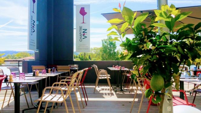 Terrasse - Chapitre Vin, Aix-en-Provence