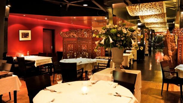Bali Restaurantzaal