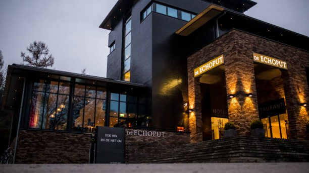 Restaurant de Echoput Entree