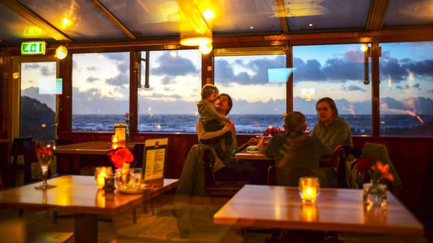 Paviljoen paal 9 Het restaurant