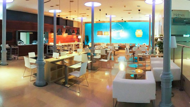 Fooding - Holmes Place Balmes Sala