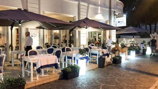 All Fish Restaurant Carducci In Cesenatico Restaurant