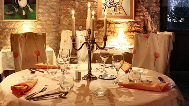 Les Vieilles Tours Salle du restaurant