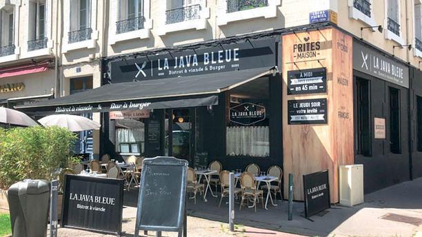 La Java Bleue In Saint étienne Restaurant Reviews Menu