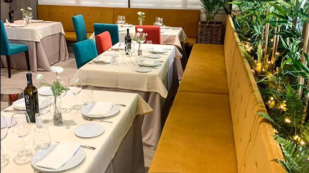 Mariuca Sala del restaurante
