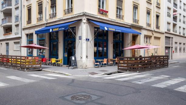 Barnadé - Café Ludique Entrée