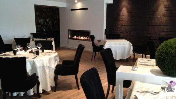La Toque Blanche Salle du restaurant
