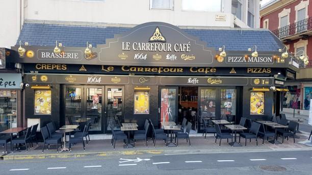 Le Carrefour Café Entrée
