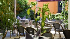 La Courbe du Goût, Café Restaurant de Grange-Canal
