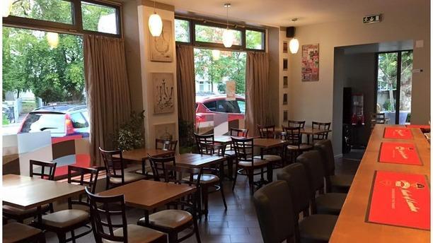 restaurant la courbe du go t caf restaurant de grange canal ch ne bougeries menu avis. Black Bedroom Furniture Sets. Home Design Ideas