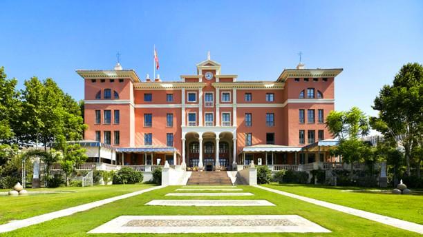 La Veranda - Hotel Villa Padierna Palace Fachada