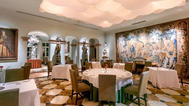 La Veranda - Hotel Villa Padierna Palace La veranda