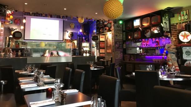 La Salle A Manger In Boulogne Billancourt Restaurant Reviews Menu