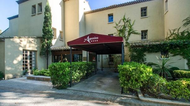 Les Agassins Entrée Restaurant et Hôtel