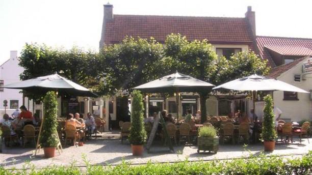 Cafe Brasserie Sint-Pietershoeve Voorzijde Cafe Brasserie Sint Pietershoeve