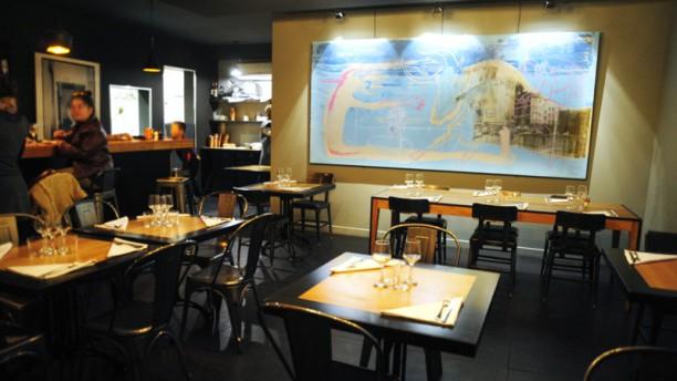 Quartier Libre Salle de restaurant