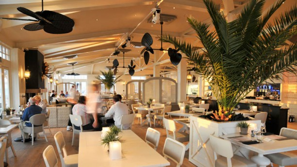 Breakers Beach House (Grand Hotel Huis ter Duin) Rstaurant