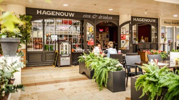 Hagenouw Eten en Drinken Terras