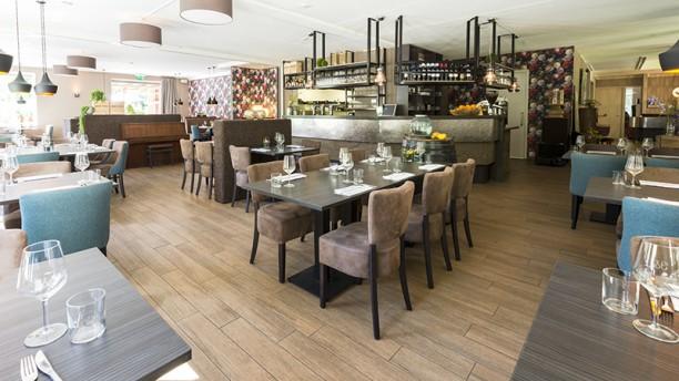 Bij Jansen & Jansen Het restaurant