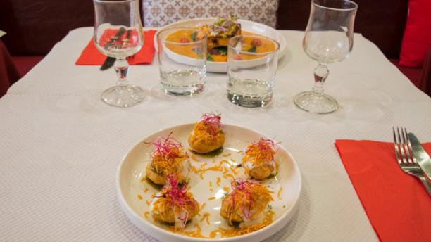 Rasna Restaurant Indien Suggestion de plat