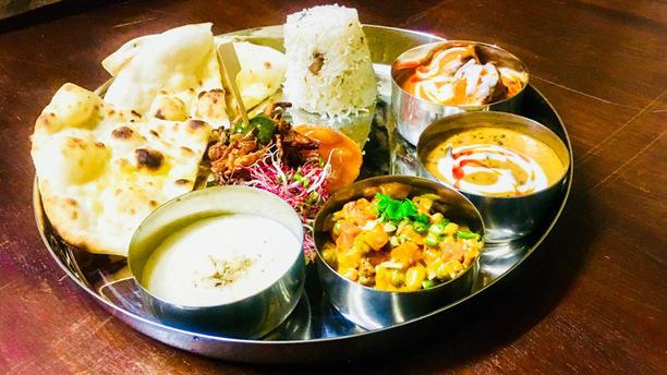 Rasna Restaurant Indien Suggestion du Chef