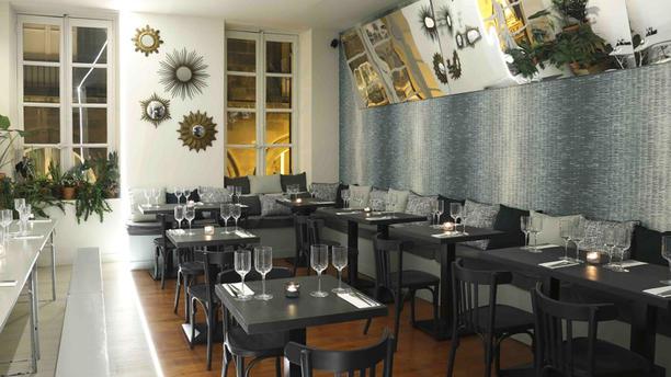 Le Wooosh Salle du restaurant