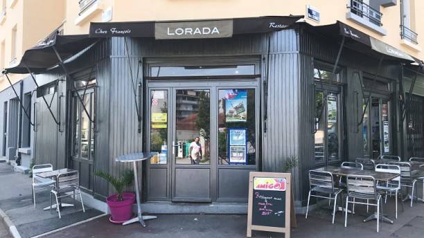 Le Lorada Entrée