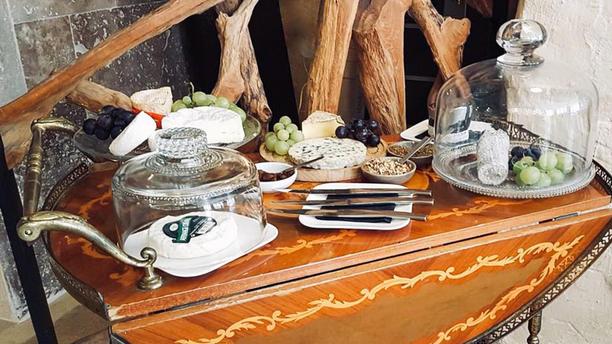 Le Dandy Table dressée