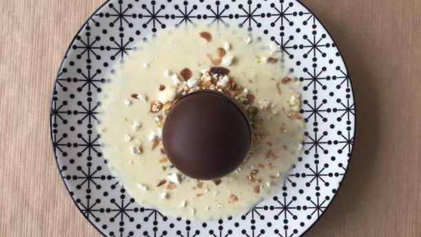 Gaberem sphère en chocolat