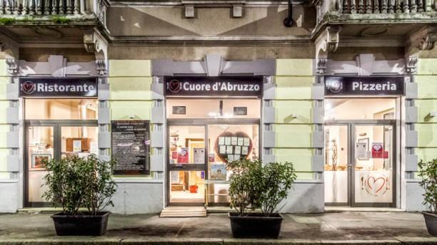 Cuore d'Abruzzo Entrata