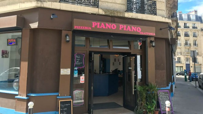 Piano Piano - Restaurant - Paris