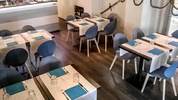 Miralago Pizza & Cucina sala