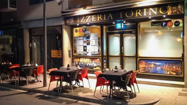 Pizzería Torino Vista entrada