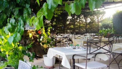 restaurant - Le Clos des Vignes - Carcès